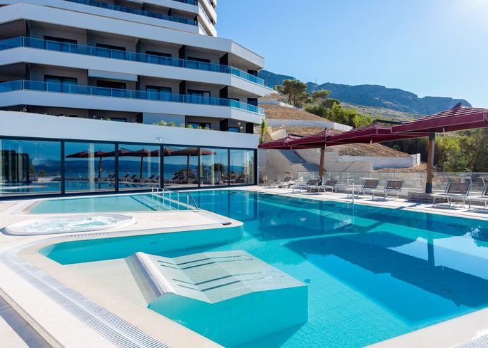 Silvester - Omis | 4* Hotel Plaza Duce